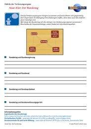 Staat-Klar: Der Bundestag - Planet Schule
