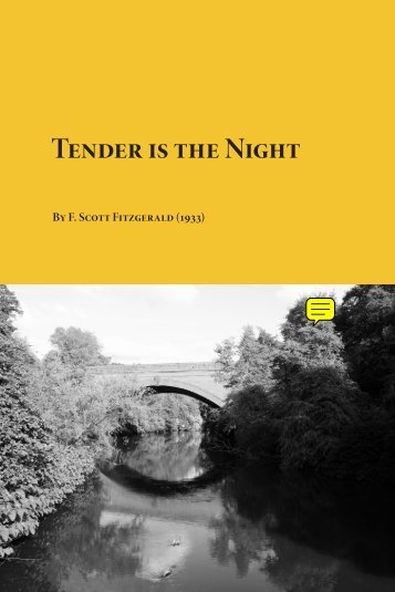 Tender is the Night - Planet eBook
