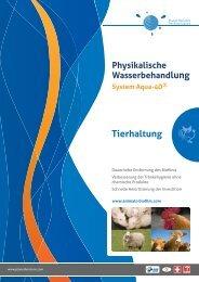 Tierhaltung - Planet Horizons Technologies SA