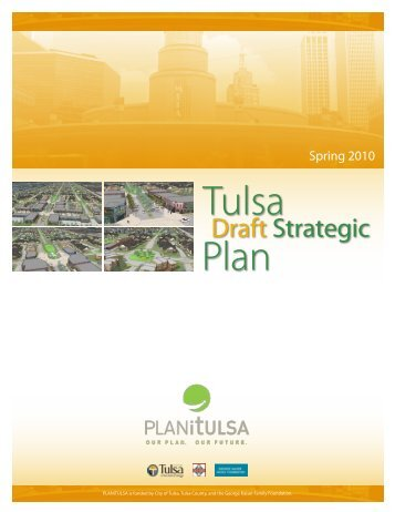 Strategic plan DrafT - PLANiTULSA