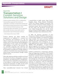 Inventory/analysis DRAFT report appendix - PLANiTULSA