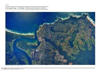 COASTAL CITIES 1.1 - Department of Planning