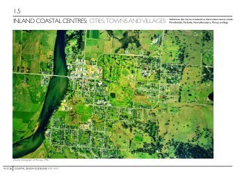 INLAND COASTAL CENTRES: CITIES, TOWNS AND VILLAGES 1.5