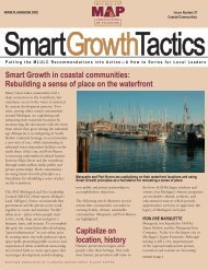 Smart Growth in coastal communities - Michigan Society of Planning