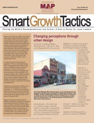 Issue 26: Community Redevelopment - Michigan Society of Planning