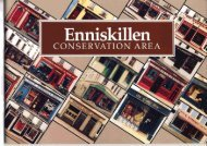 Enniskillen Conservation Area March 1988 - The Planning Service