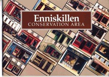 Enniskillen Conservation Area March 1988 - The Planning Service