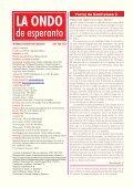 La Ondo de Esperanto, 2007, n-ro 6 (162) - Plansprachen.ch - Page 2