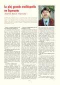 La Ondo de Esperanto, 2007, n-ro 6 (162) - Plansprachen.ch - Page 3
