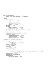 ADULT ENTERTAINMENT Findings; permit ... - City of Plantation