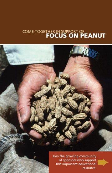 Focus on Peanut - Plant Management Network
