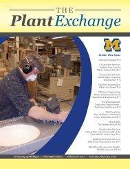 Volume 20 / No. 1 / January-February 2010 - Plant Operations ...