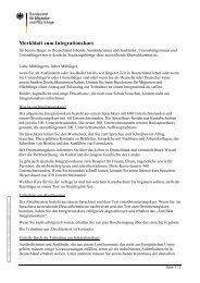 Merkblatt zum Integrationskurs - Bundesamt für Migration und ...