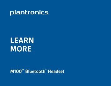 LEARN MORE - Headset Helpers