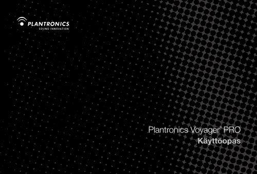 Plantronics Voyager® PRO