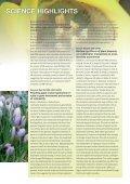 Newsletter 19, Spring 2011 (PDF 2.4 MB) - Zurich-Basel Plant ... - Page 4