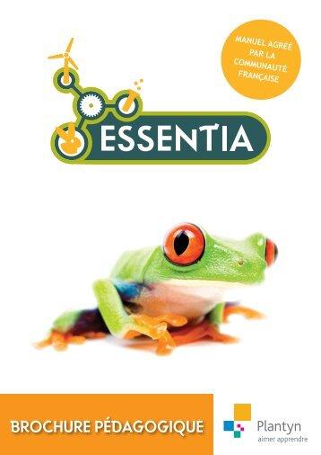 Brochure pédagogique - Plantyn