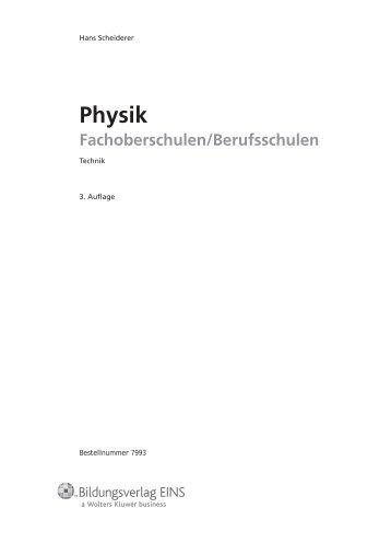 Physik - Plantyn