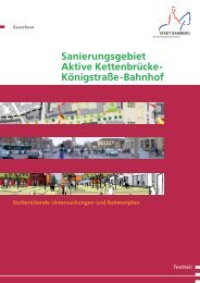 Königstraße-Bahnhof - Stadtplanungsamt - Bamberg