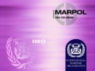 MARPOL on CD-ROM - PlasTEP
