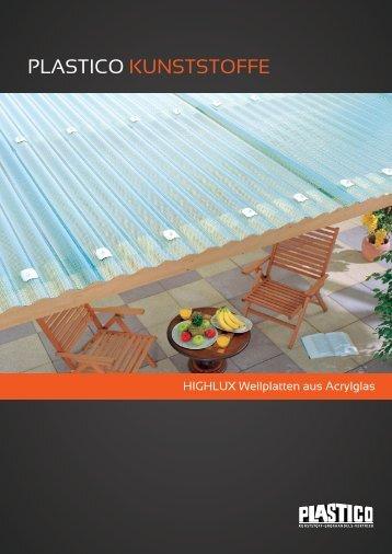 ACRYLGLAS Wellplatten [PDF] - Plastico Bohner GmbH