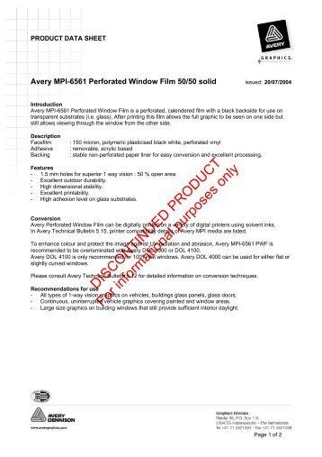 avery mpi 6551 perforated window marking film spandex