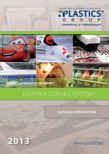 GRAFIKA I DRUK CYFROWY - plastics.pl