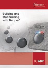 Neopor® (EPS) - Application brochure - BASF Plastics Portal