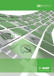 XPS - Produktbroschüre - BASF Plastics Portal