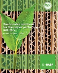 ecovio® FS Paper – Broschüre (englisch) - BASF Plastics Portal