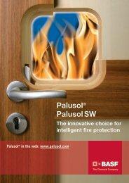 Palusol/Palusol SW - Brochure, UK-Version - BASF Plastics Portal