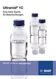 Ultramid 1C - Broschüre - BASF Plastics Portal