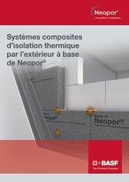 Systèmes composites d'isolation - BASF Plastics Portal