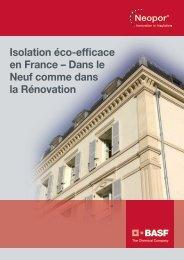 Neopor Anwendungsbroschüre: Wanddämmung - BASF Plastics ...