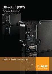 Ultradur (PBT) – Brochure - BASF Plastics Portal