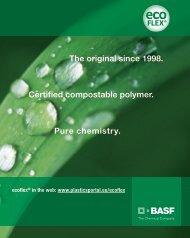 ecoflex® Brochure - BASF Plastics Portal
