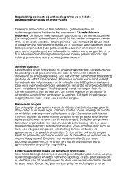 Info transitie - Landelijk Platform GGz