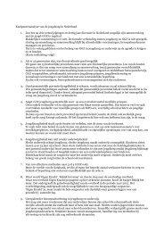 Knelpuntenanalyse jeugdzorg - Landelijk Platform GGz
