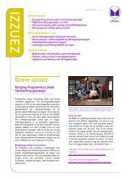 oktober 2009 - Landelijk Platform GGz