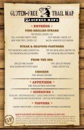 Gluten-Free Trail Map - Black Angus Steakhouse
