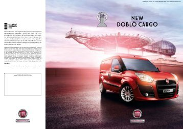 Download Fiat Doblo Cargo Van eBrochure - Platts Van Centre