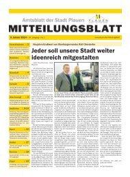Download Mitteilungsblatt (*.pdf, 4485 KB) - Stadt Plauen