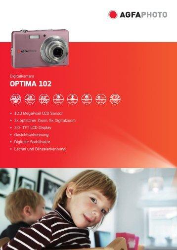 AP OPTIMA 102 TD rose D - Plawa