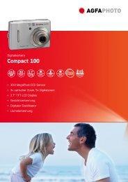 AP Compact 100 TD silber D - plawa
