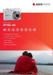 OPTIMA 100 - plawa