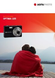 AgfaPhoto OPTIMA 105 Manual de usario - plawa