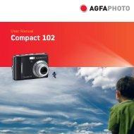 AP Compact 102 User Manual - AgfaPhoto