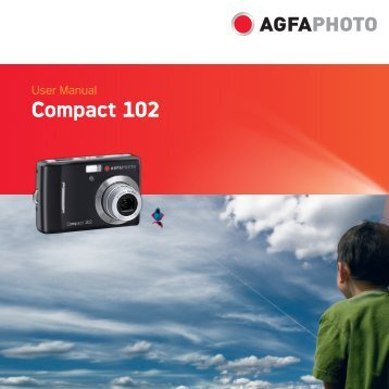 AP Compact 102 User Manual - AgfaPhoto