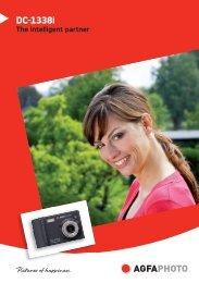 AgfaPhoto Sales Folder DC-1338i - plawa