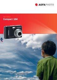 AP Compact 104 User manual - AgfaPhoto